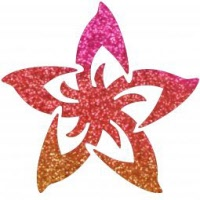 glitter tattoos sets mit schablonen